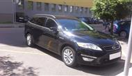 Ford Mondeo Combi 140 л.с. photo 10